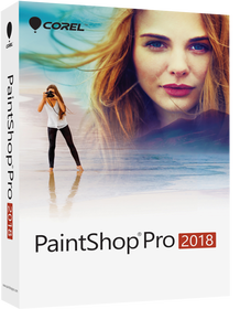 Corel PaintShop Pro 2018
