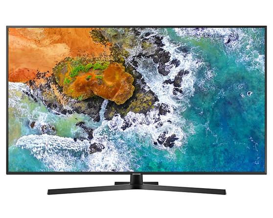Телевизор Samsung UE NU7400UXRU