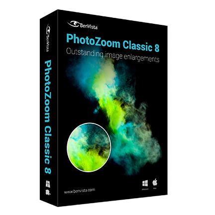 BenVista PhotoZoom Classic