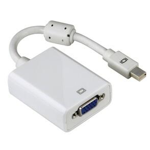 HAMA Display Port VGA HD15 (f)/mini DisplayPort (m) 0.1м