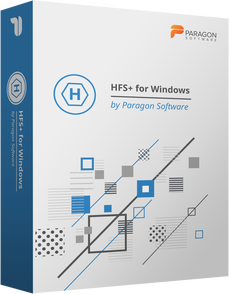 Paragon Software Group HFS+ for Windows by Paragon Software (лицензия), PSG-607-PEU-PL