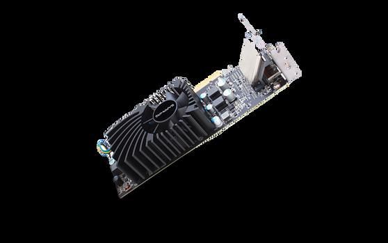 Видеокарта Sapphire Radeon RX 550 4 ΓБ Retail