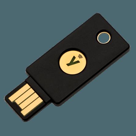 Устройство контроля доступа yubico Yubikey 5 NFC
