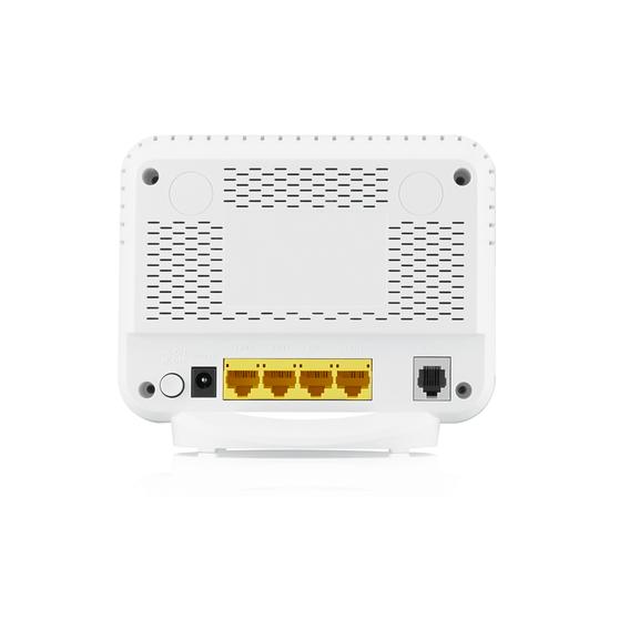 Wi-Fi роутер VDSL2/ADSL2+ Zyxel VMG1312-T20B, WAN (RJ-11), Annex A, profile 8a/b/c/d, 12a/b, 17a, 802.11n (2,4 ГГц) до 300 Мбит/с, 4xLAN FE, 1xUSB2.0