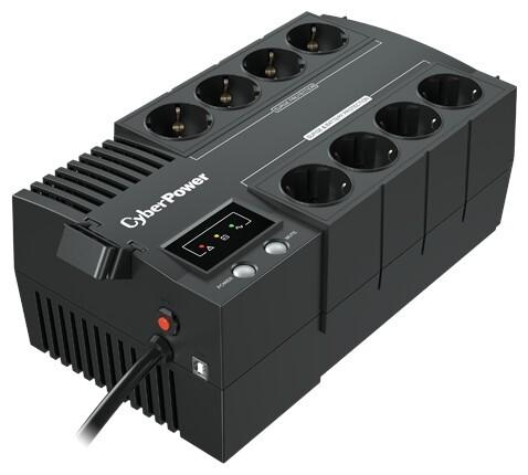 ИБП CyberPower Line-Interactive  BS450E (BS450E NEW)