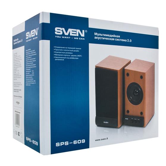 Колонки SVEN SPS-609