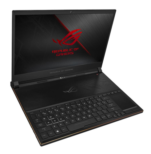 "ASUS ROG GX531GW-ES053T ZEPHYRUS 15.6""(1920x1080 (матовый, 144Hz))<wbr/>/Intel Core i7 8750H(2.2Ghz)<wbr/>/16384Mb<wbr/>/1024SSDGb<wbr/>/noDVD<wbr/>/Ext:nVidia GeForce RTX2070 Max-"