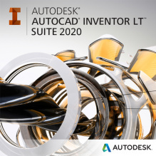 Autodesk AutoCAD Inventor LT Suite 2020
