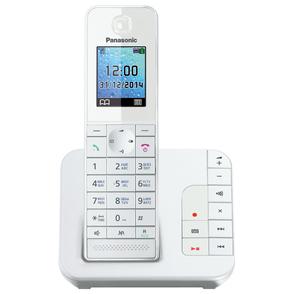 Радиотелефон Panasonic TGH220, 1 трубка , автоответчик