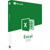 Microsoft Office Excel for Mac 2019. Лицензия - Single OLP NL, D46-01097