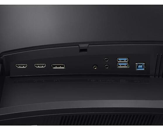 Монитор Samsung LC_HG70QQIXCI 26.9'' черный