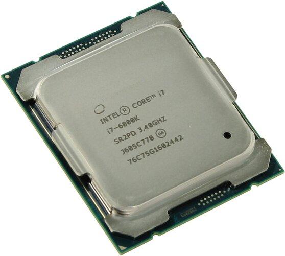 Процессор Intel    Core i7-6800K OEM