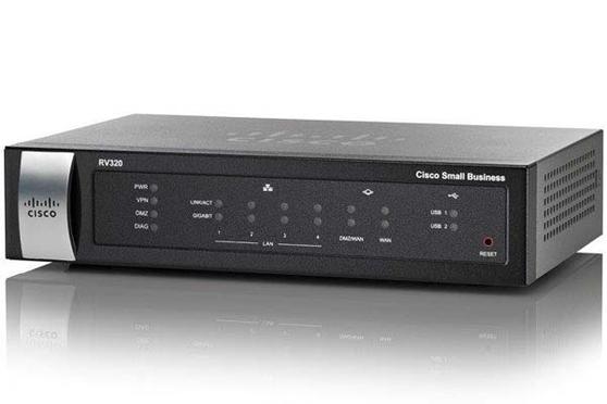 Проводной роутер CISCO RV 320 RV320-WB-K8-RU