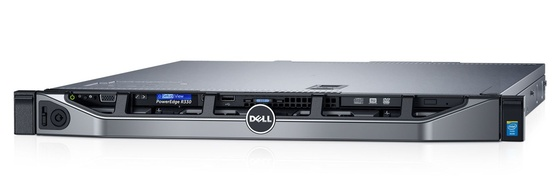 Rack-сервер DELL PowerEdge R330 210-AFEV