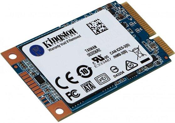 Внутренние SSD Kingston SATA III 120Gb