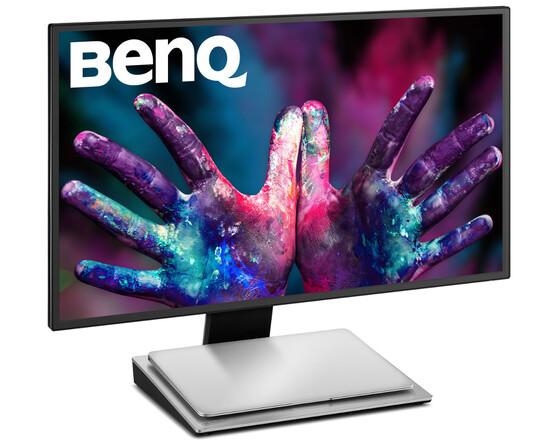 Монитор BenQ PD2710QC 27.0-inch черный