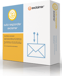 Exclaimer Auto Responder (лицензия Microsoft Exchange Server 2013, 2007 and 2010 )