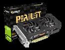 Видеокарта Palit GeForce GTX 1660 SUPER 6 ΓБ Retail