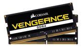 Оперативная память Corsair Vengeance DDR4 2666МГц 32GB, CMSX32GX4M2A2666C18, RTL