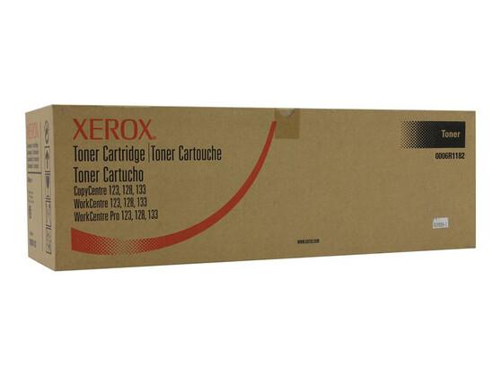 Тонер-картридж Xerox WCP 123, 006R01182