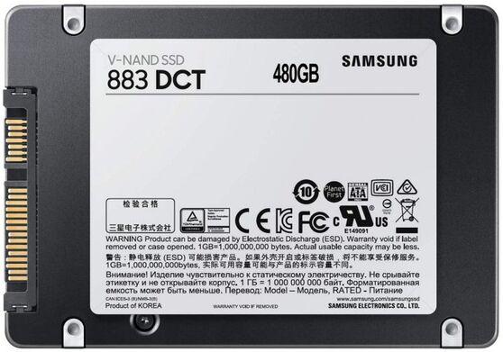 Внутренние SSD Samsung Enterprise 883DCT