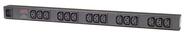 Блок распред питания APC Basic Zero U 16A, 208/230V, (15) C13 (AP9572) фото