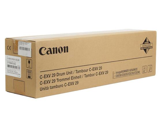 Фотобарабан голубой, пурпурный, желтый Canon C-EXV29, 2779B003AA  000