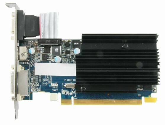 Видеокарта Sapphire Radeon R5 230 1 ΓБ