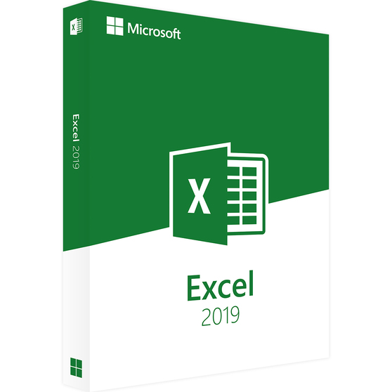 Microsoft Office Excel for Mac 2019