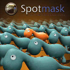 3D-IO Games & Video Production GmbH Spotmask (лицензия)