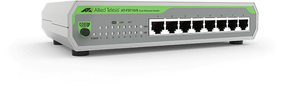 Коммутатор ALLIED TELESIS AT-FS700 AT-FS710
