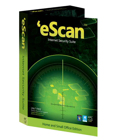 MicroWorld eScan Internet Security Suite