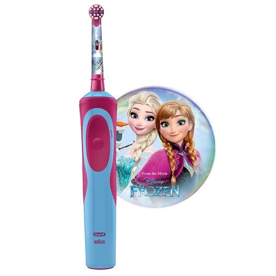 Электрические зубные щетки Oral-B Stages Power Frozen