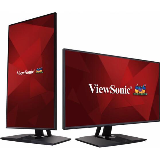 Монитор ViewSonic VP3268-4K 31.5'' черный