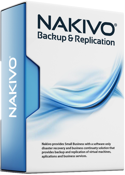Nakivo Backup & Replication 7.4