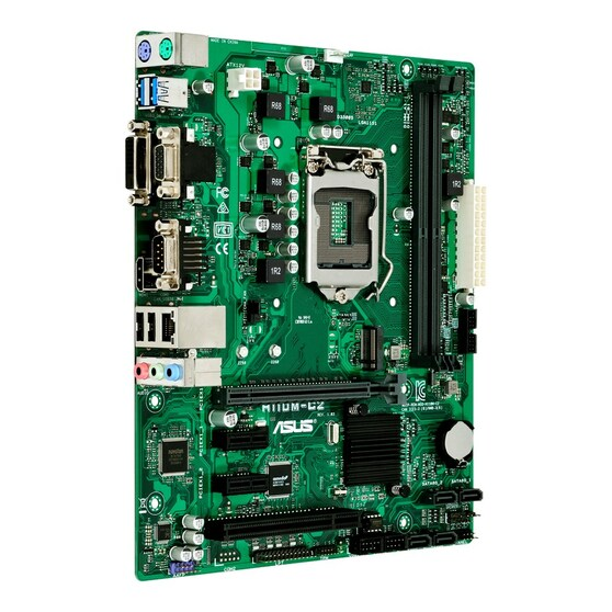 Материнская плата ASUS Intel H110 H110M-C2