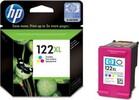 Картридж голубой, пурпурный, желтый HP Inc. CH564HE (№122XL)