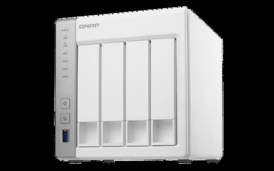 Сетевые хранилища (NAS) QNAP TS-431P2