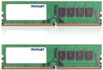 Оперативная память Patriot Desktop DDR4 2133МГц 2x4Gb, PSD48G2133K, RTL