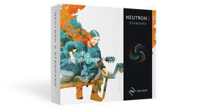 iZotope Neutron 3 (академическая лицензия), версия Standard: The modern way to mix: includes Sculptor, Visual Mixer, Track Assistant, 90-NT3STD