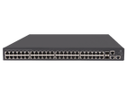 Коммутатор Hewlett Packard Enterprise 1950 48G 2SFP+ 2XGT PoE+.