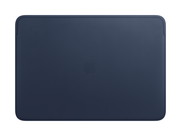 Apple Leather Sleeve for 16-inch MacBook Pro – Midnight Blue