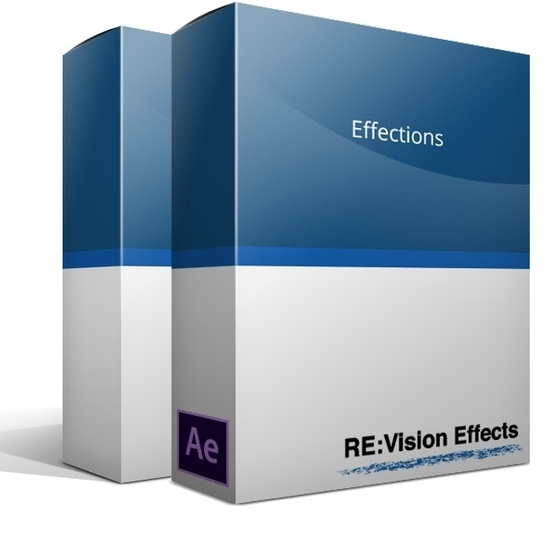 RE:Vision Effects, Inc. Effections, Plus version (обновление лицензии Render), с версии Pro non-floating pre-v20 до версии floating v20 render-only, EFXNP20VUNFR