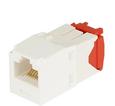 Модуль Panduit CJ5E88TGAW информ. Mini-ComRJ45 кат.5E UTP бел.