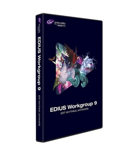 Grass Valley USA, LLC EDIUS Workgroup 9 (обновление), Обновление с EDIUS Workgroup 8, 647242