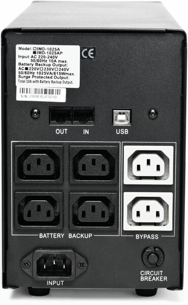 ИБП Powercom Imperial IMD IMD-1500AP