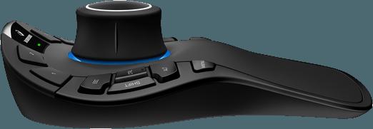 3D манипулятор 3DCONNEXION SpaceMouse Pro Wireless 3DX-700075