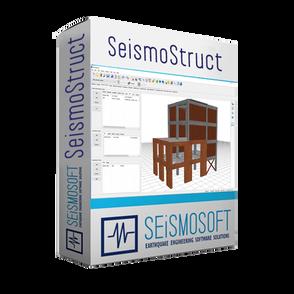 Seismosoft SeismoStruct 2020 (лицензия), Лицензия SeismoStruct 2020 на 6 месяцев