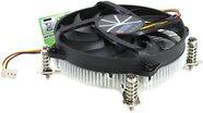 Купить Кулер Процессорный Titan CPU cooler DC-155A915Z, Алюминий