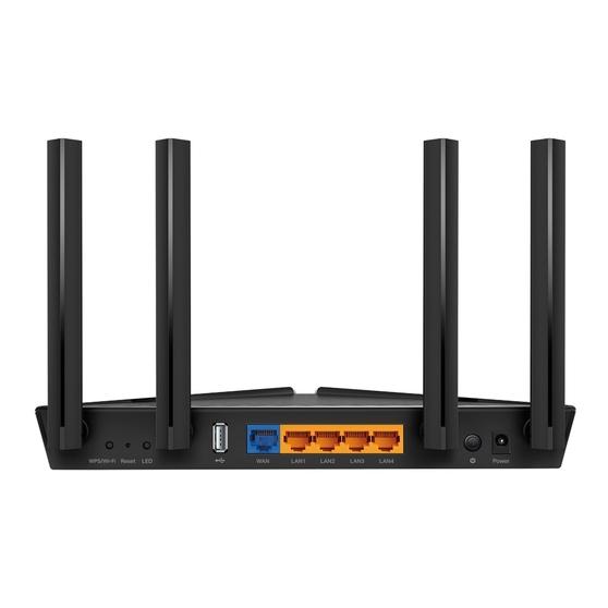 Wi-Fi роутер TP-LINK Archer AX20